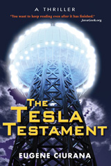 The Tesla Testament book cover